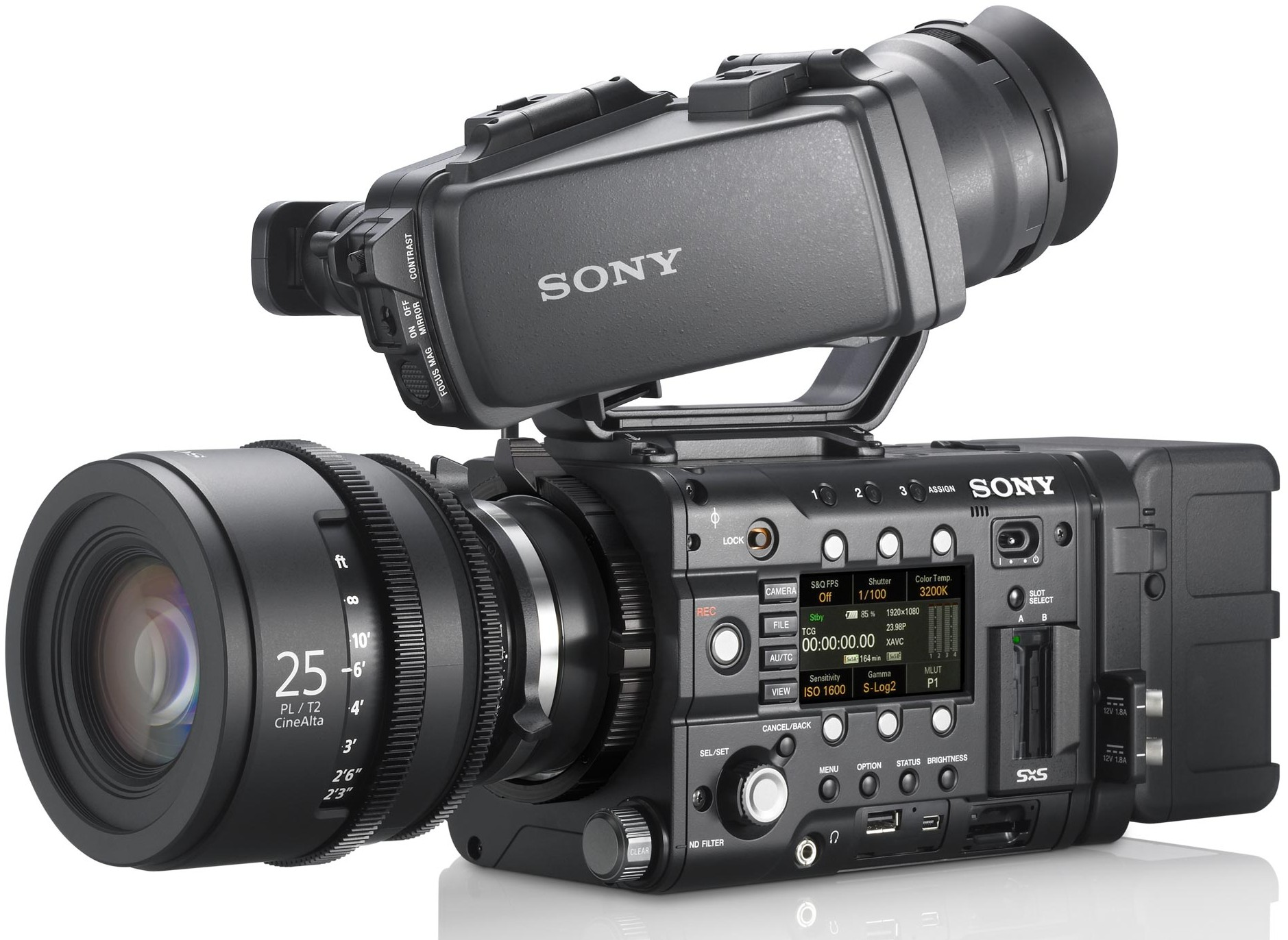 sony xdcam content browser serial number